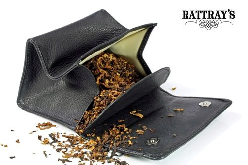 RATTRAY'S TP2 Tobacco Pouch Leather